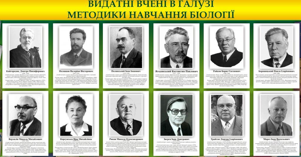 Учені-методисти